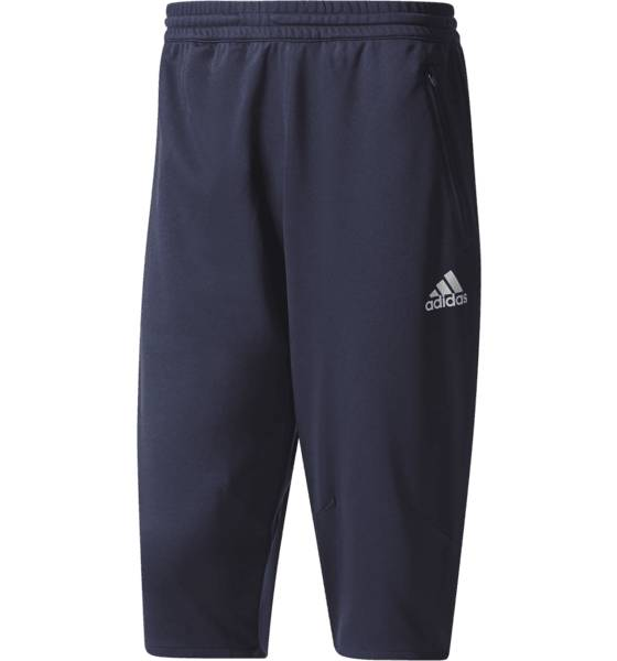 Adidas Jalkapallovaatteet Adidas Tanf Tr 3/4 Pant NAVY (Sizes: M)