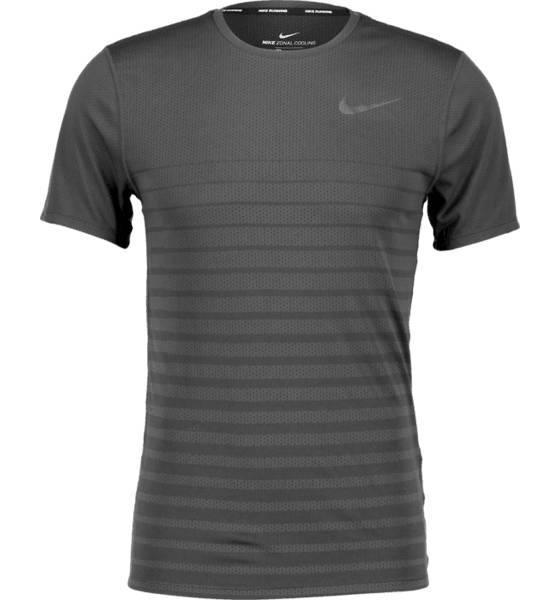 Nike Juoksuvaatteet Nike M Nk Znl Cl Relay Top Ss Gx ANTHRACITE (Sizes: XL)