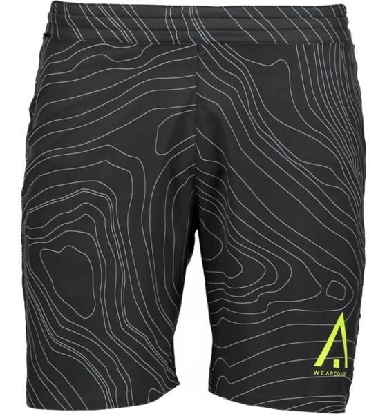 Wear Colour Treenivaatteet Wear Colour M Elevate Shorts BLK ELEVATION (Sizes: S)