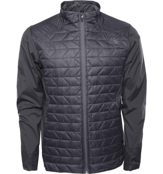 The North Face M Thermoball Active Jkt Retkeilyvaatteet TNF BLACK (Sizes: L)
