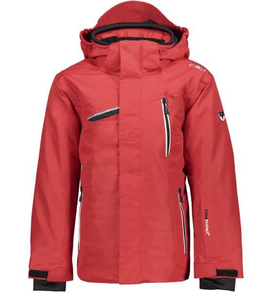 Cmp Lasketteluvaatteet Cmp B Rip Stop Jacket FERRARI RED (Sizes: 164)