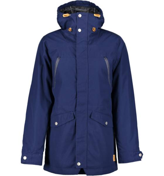 Wear Colour Takit Wear Colour M Diverse Jacket MIDNIGHT BLUE (Sizes: L)