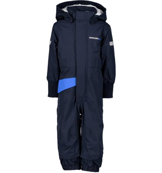 Didriksons Retkeilyvaatteet Didriksons K Duved Coverall NAVY (Sizes: 110)
