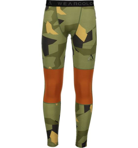 Wear Colour Retkeilyvaatteet Wear Colour M Guard Pant ASYMMETRIC OLIVE (Sizes: XL)
