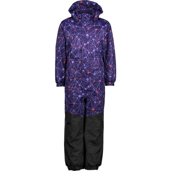 Color Kids Retkeilyvaatteet Color Kids J Klement Padded Coverall VIOLET INDIGO (Sizes: 122)