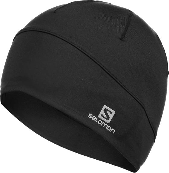 Salomon Juoksuvaatteet Salomon M Active Beanie BLACK (Sizes: One size)