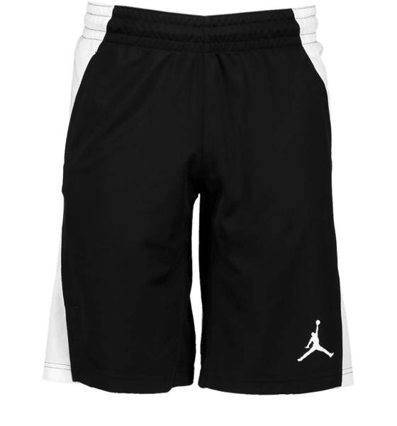 Jordan M J Bsk Flght Short Koripallovaatteet BLACK/WHITE (Sizes: XL)