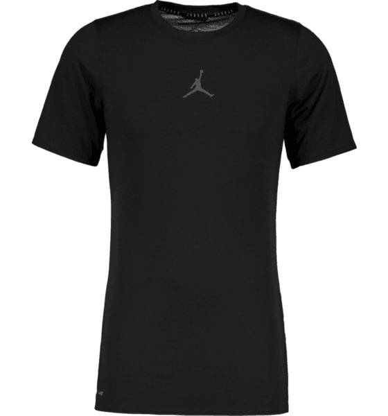 Jordan M 23 Alpha Dry Ss Top Koripallovaatteet BLACK/ANTHRACITE (Sizes: M)