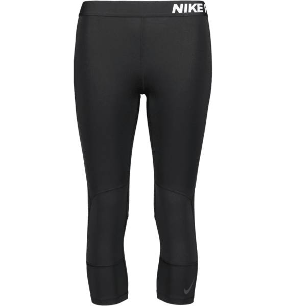 Nike W Dry Tight 3qt Koripallovaatteet BLACK/DARK GREY (Sizes: M)