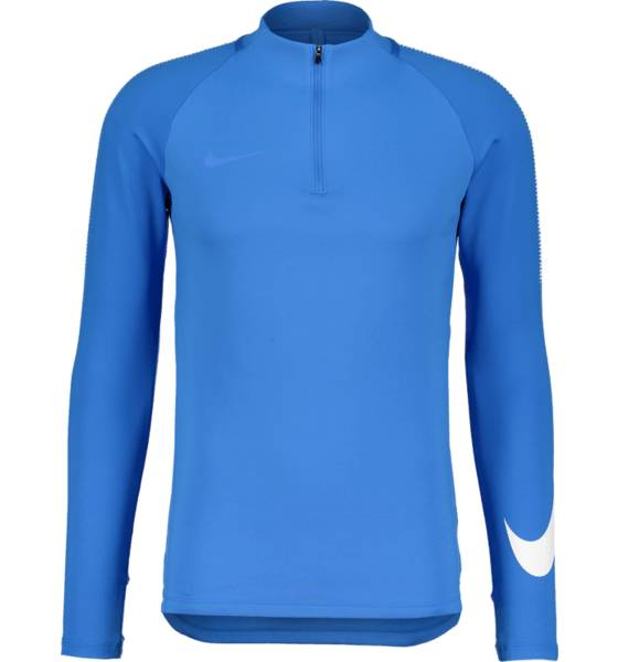 Nike M Nk Dry Sqd Dril Top Jalkapallovaatteet ITALY BLUE/WHITE (Sizes: XL)