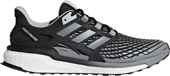 Adidas M Energy Boost Juoksukengät CORE BLACK/GREY (Sizes: UK 11)