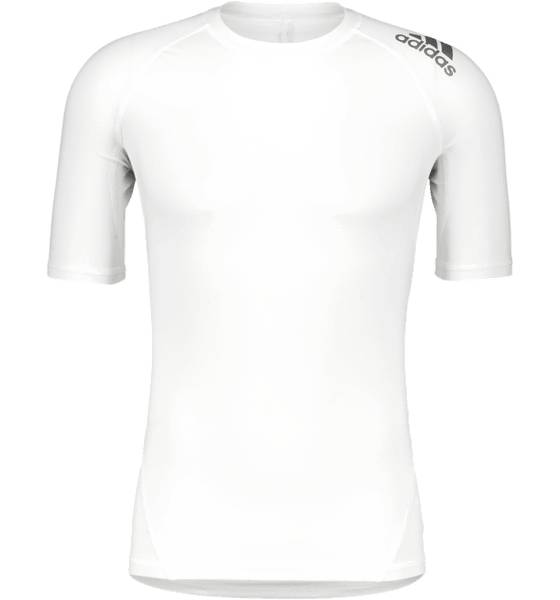 Adidas M Ask Spr Tee Ss Jalkapallovaatteet WHITE (Sizes: L)
