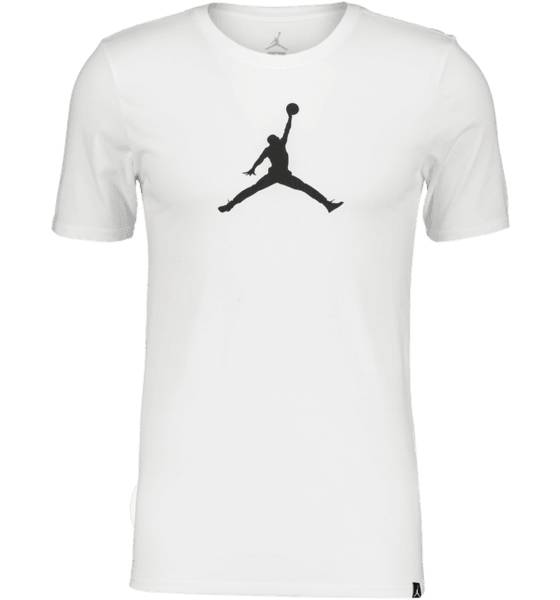 Jordan M Jmtc Tee 23/7 Jumpman Koripallovaatteet WHITE/BLACK (Sizes: M)