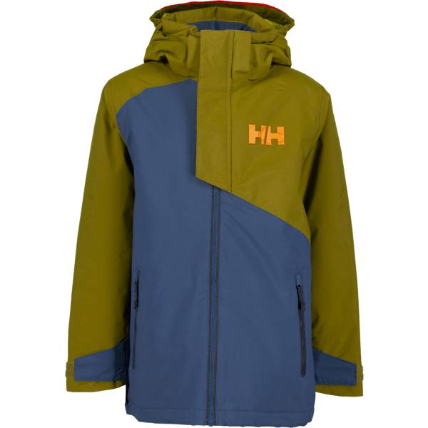 Helly Hansen J Cascade Jacket Lasketteluvaatteet DARK TEAL (Sizes: 164)