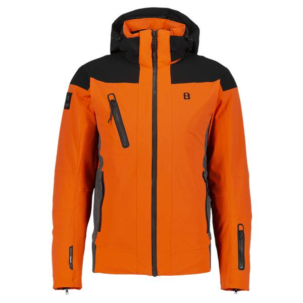 8848 Altitude M Long Drive Jkt Lasketteluvaatteet RED CLAY (Sizes: M)
