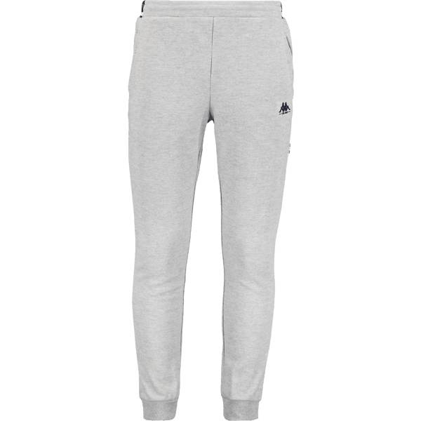 Kappa M Logo Ernesto Pnt Collegehousut GREY COLD MELANGE (Sizes: L)