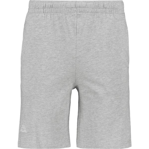 Kappa M Logo Cabog Shorts Vapaa-ajan shortsit GREY MELANGE (Sizes: S)