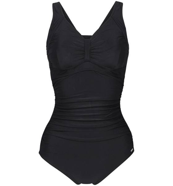 Abecita Uima-asut Abecita W Alanya Delight Swimsuit BLACK (Sizes: 38 BC)