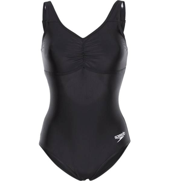 Speedo Uimapuvut Speedo W Ess Clipback Sui BLACK (Sizes: 40)