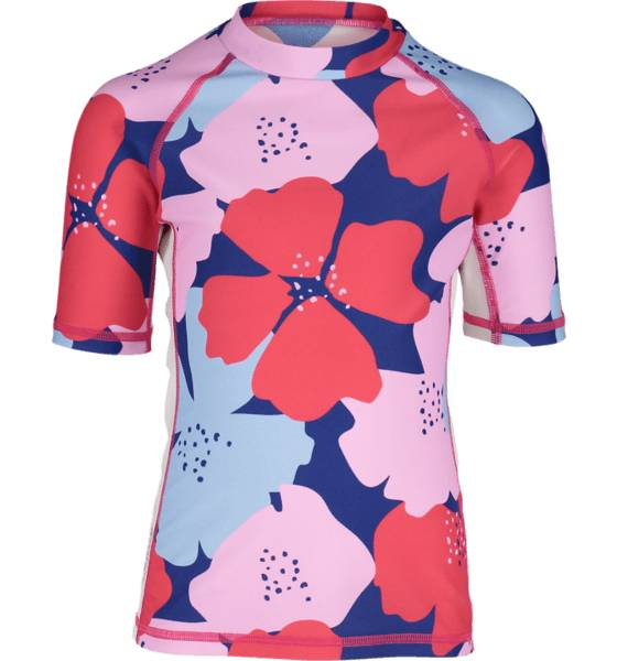 Reima Uima-asut Reima K Fiji Swim Shirt RASPBERRY RED (Sizes: 104)