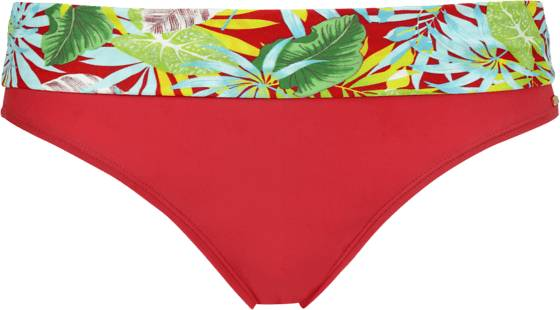 Abecita Bikinit Abecita W Garden Folded Brief RED/GREEN (Sizes: 42)