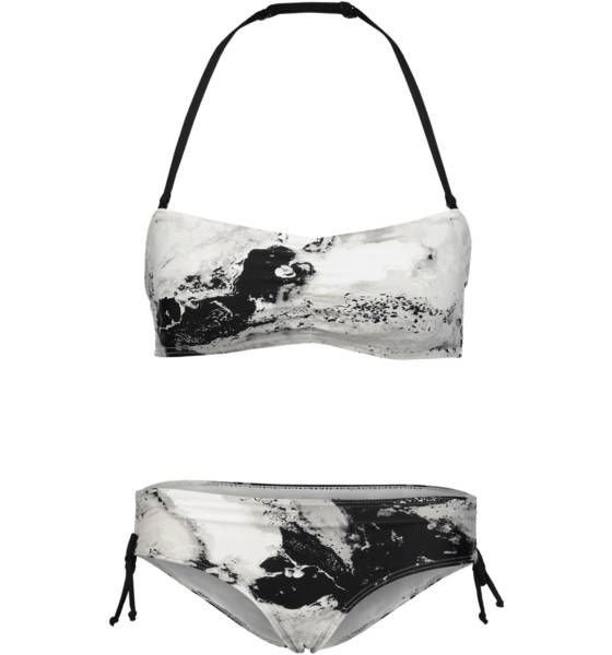 Soc W Beach Bikini Bikinit ALLOVERPRINTED (Sizes: 34)