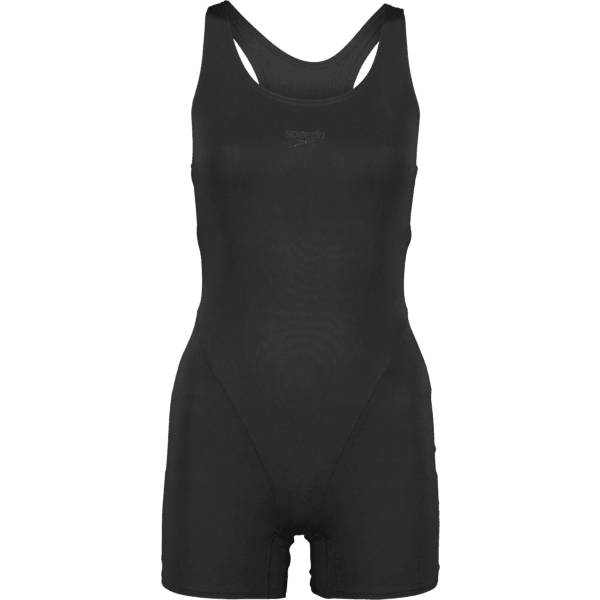 Speedo W Myrtle Legsuit Uimapuvut BLACK (Sizes: 42)