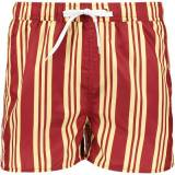Resteröds M Swimwear Solid Uimashortsit RED STRIPE (Sizes: M)