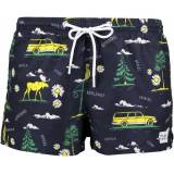 Frank Dandy Uimashortsit Frank Dandy M Swewaii Swimshorts NAVY (Sizes: L)
