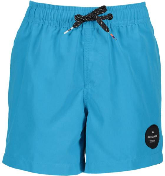 Quiksilver Uimashortsit Quiksilver B Everyday Solid Volley Youth 13 BLUE DANUBE (Sizes: 10 Year)