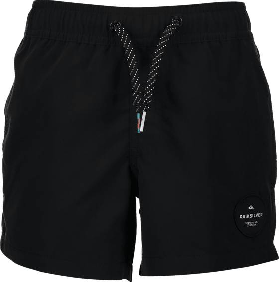 Quiksilver B Everyday Solid Volley Youth 13 Uimashortsit BLACK (Sizes: 10 Year)