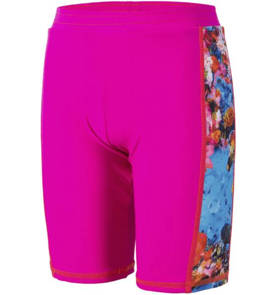 Color Kids Uima-asut Color Kids J Troy Shorts Aop Upf PINK GLO (Sizes: 92)