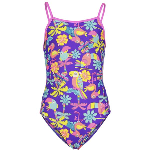 Zoggs Uimapuvut Zoggs K Jungle Fun Yaroomba Floral MULTI (Sizes: 104)