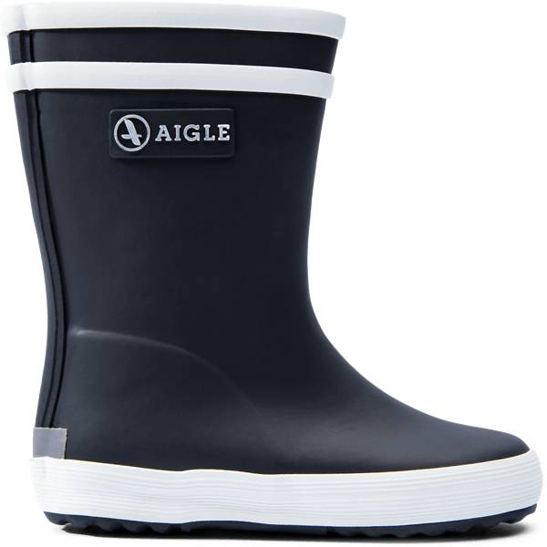 Aigle K Baby Flac Rubberboot Kumisaappaat MARINE (Sizes: 23)