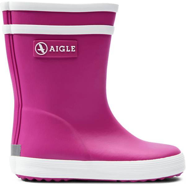 Aigle K Baby Flac Rubberboot Kumisaappaat ROSE (Sizes: 21)