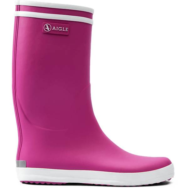 Aigle J Lollypop Rubberboot Kumisaappaat ROSE (Sizes: 31)