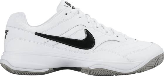 Nike Treenikengät Nike M Court Lite WHITE/BLACK (Sizes: US 9.5)