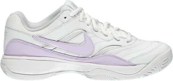 Nike Treenikengät Nike W Court Lite WHITE/VIOLET MIST (Sizes: US 8)