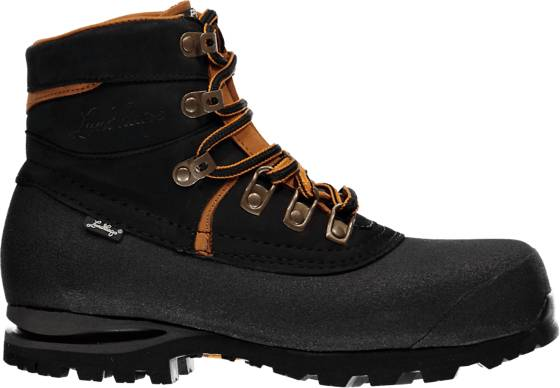 Lundhags Trekkingkengät Lundhags W Mira Ii Light Mid BLACK/RUSH (Sizes: 38)