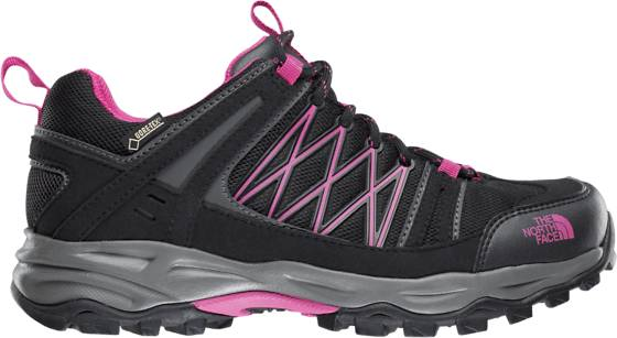 The North Face Trekkingkengät The North Face W Alteo Gtx TNF BLACK/SO. PINK (Sizes: US 8)