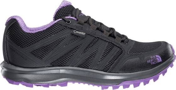 The North Face Trekkingkengät The North Face W Litewave Fp Gtx PHANTOM GREY/LILAC (Sizes: 10)