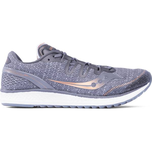 Saucony Juoksukengät Saucony W Freedom Iso GREY/DENIM/COPPER (Sizes: US 8.5)