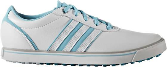 Adidas Golfkengät Adidas W Adicross V WHITE/ENERGY BLUE (Sizes: UK 6.5)