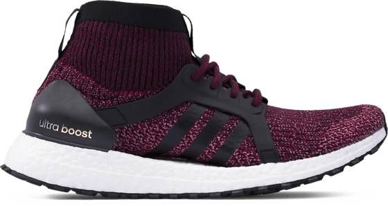 Adidas W Ultraboost X Atr Juoksukengät MYSRUB/CBLACK/TRAP (Sizes: UK 4)