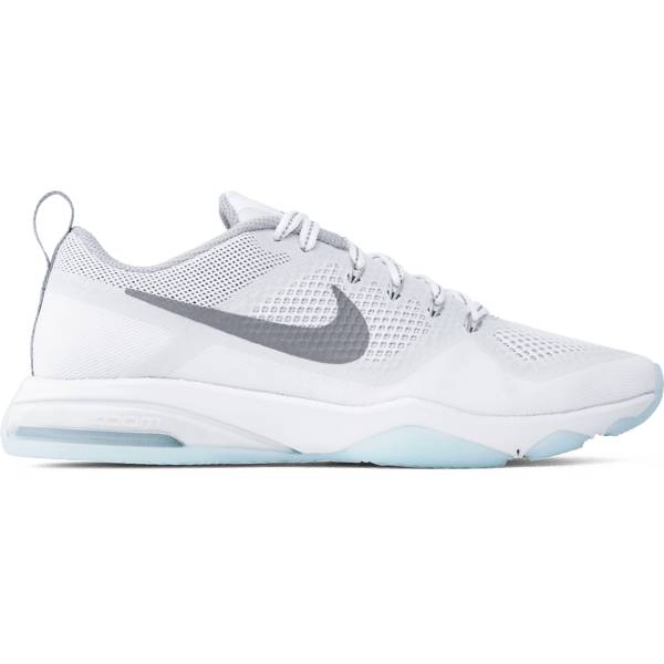 Nike W Air Zoom Fitness Reflect Treenikengät WHITE/REFLECT SILV (Sizes: US 7.5)