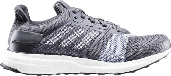 Adidas W Ultraboost St Juoksukengät CARBON/FTWWHT/CHAB (Sizes: UK 7.5)