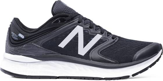 New Balance M Freshfoam 1080 Juoksukengät BLACK/WHITE (Sizes: US 10)