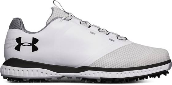 Under Armour M Fade Rst Golfkengät WHITE (Sizes: US 10)