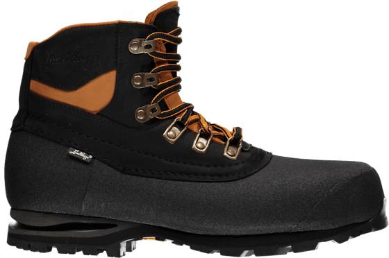 Lundhags Trekkingkengät Lundhags M Jaure Ii Light Mid BLACK/RUSH (Sizes: 45)