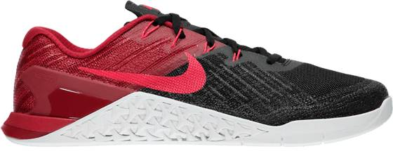 Nike Treenikengät Nike M Metcon 3 BLACK/SIREN RED (Sizes: US 10)